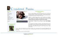 Crystalwood Puppies