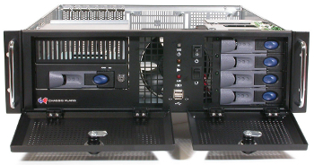 Rack Mounted Web Hosting Server